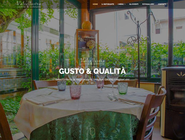 Valsellustra, enoteca & ristorante a Casalfiumanese. Scopri il nuovo sito:www.ristorantevalsellustra.com