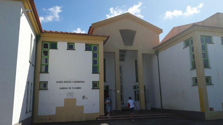 Apresentação da plataforma REDA às escolas do Pico e Faial (13 de outubro de 2016).