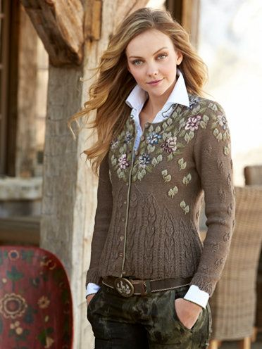 triest sweater - wolkenstricker - designers - Gorsuch