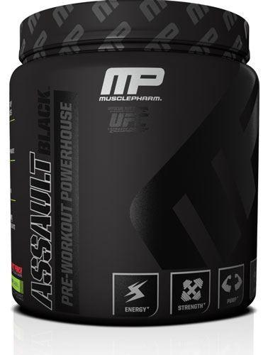 Musclepharm Assault Black Pre-Workout 444 gr