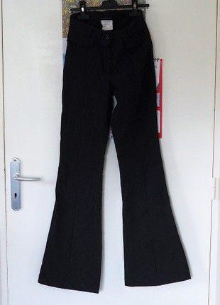 À vendre sur #vintedfrance ! http://www.vinted.fr/mode-femmes/pantalons-ajustes/50529127-pantalon-de-ville