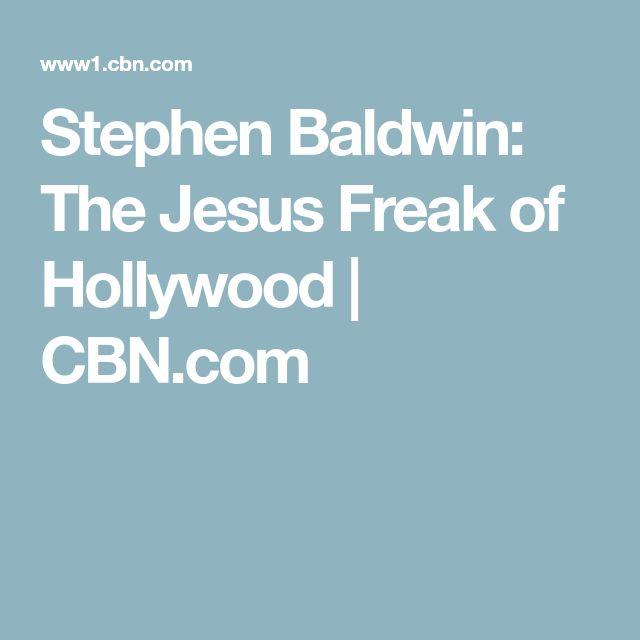 Stephen Baldwin: The Jesus Freak of Hollywood | CBN.com