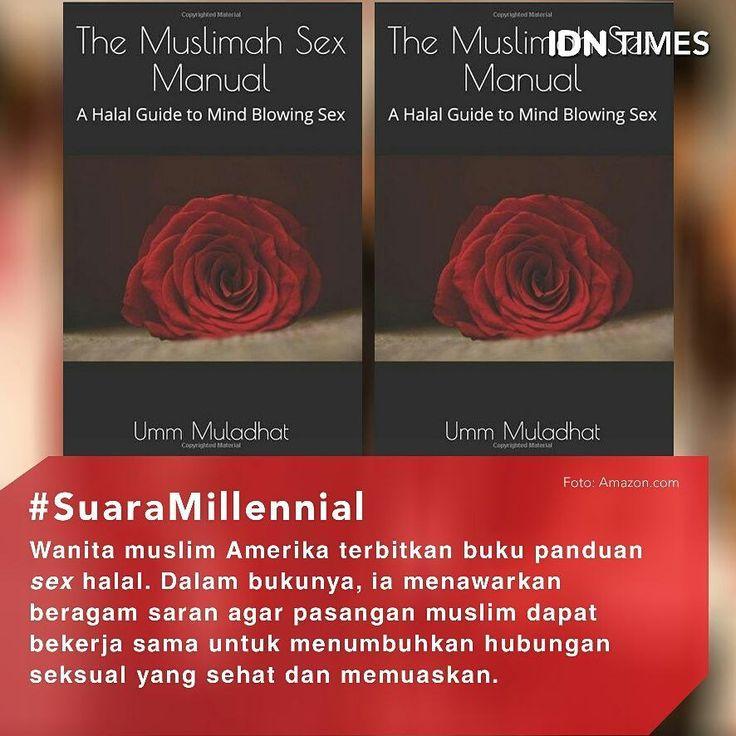 "Wanita Muslim Amerika Terbitkan Buku Panduan Sex Halal, Minat? ----- Follow @IDNTimes - The Voice of Millennials and Gen Z ----- Dikutip dari Newsweek, seorang wanita Muslim kelahiran Amerika Serikat berusaha mengubah prasangka tentang seks dengan menulis buku berjudul ""The Muslimah Sex Manual: A Halal Guide to Mind Blowing Sex"" (Buku Panduan Seks Bagi Muslimah : Panduan Halal Demi Seks yang Mengagumkan). ----- Dengan menulis buku ini, Muladhat, sang penulis, berusaha untuk menghilangkan…"
