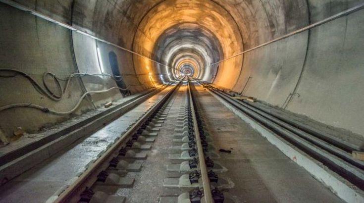Η ΙΝΤΡΑΚΑΤ μειοδότησε για τη Σιδηροδρομική Σήραγγα Σεπολίων