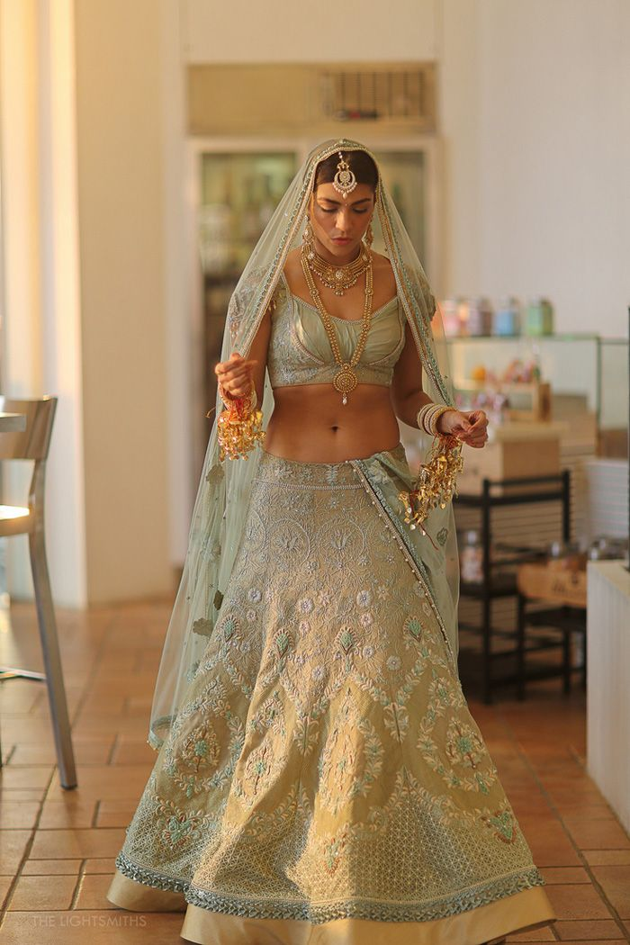 Bridal Lehenga by Tarun Tahiliani