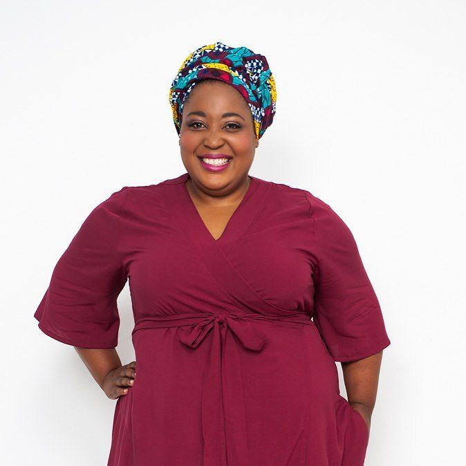 Confidence According To... @zola_nene.  I met Zola for the first time when she was modeling for a clothing shoot I was doing for @isabeldevilliersclothing. I hadnt known of Zola before simply because we dont have terrestrial TV at home so I hadnt seen her cooking segments as the resident chef on the Expresso Morning Show. We were chatting easily before she sat down for her makeup and she was telling me about her travels all over the world and all the exciting adventures that her cooking…