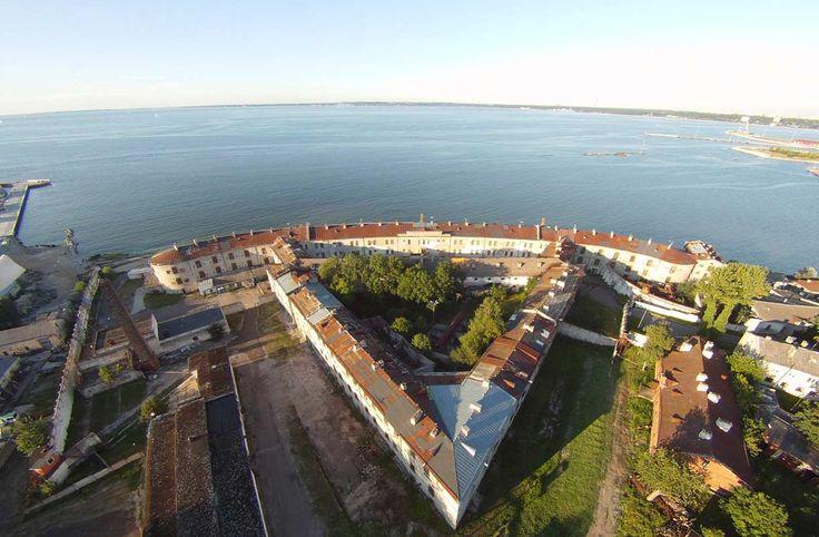 Patarein vankila suljettiin vasta vuonna 2004