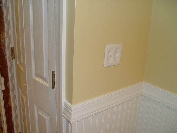 Chair Rail Moulding Ideas Part - 47: 30+ Best Chair Rail Ideas, Pictures, Decor And Remodel