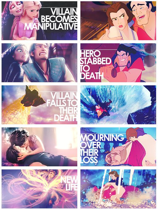 Tangled vs. Beauty and the Beast