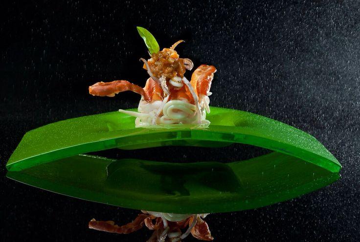 "My Calamari ""Bolognaise""..."