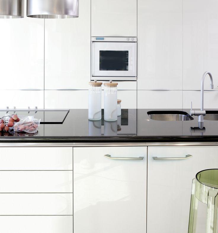 Las 25 mejores ideas sobre tiradores de caj n de la cocina - Tiradores cocina modernos ...