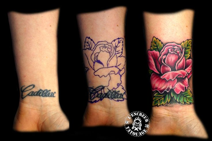 #coverup #rose
