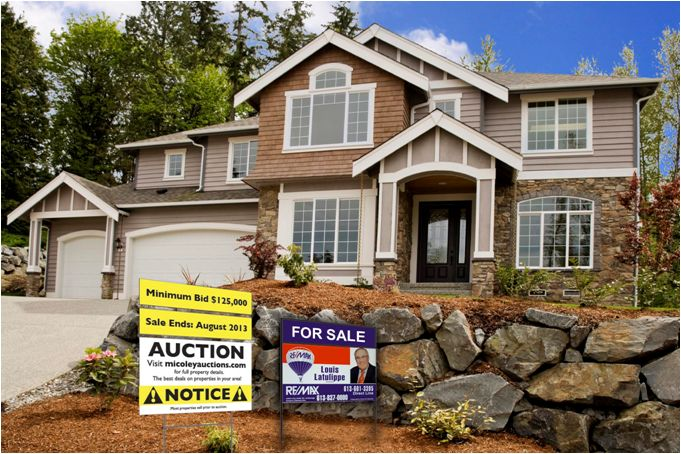 Residential Property Auctions