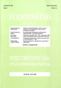 The number, status and organizational aspects of Serbs in Zagreb | Župarić-Iljić Drago | This paper provides an overview of the basic characteristics regarding number, as well as normative and functional status, i.e. legal and institutional status of Serbs in Zagreb. Furthermore, the paper describes some distinctions among organizational levels of Serbian minority in Zagreb, concerning the most important aspects of socio-cultural, educational and religious integration. Serbian minority…