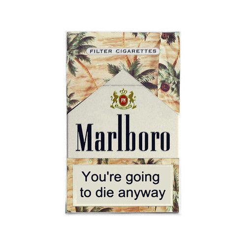 el más efectivo mensaje de las cajetillas de cigarros.... siiiicomoseaa