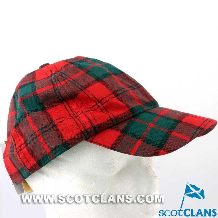 Dunbar Tartan Baseball Cap