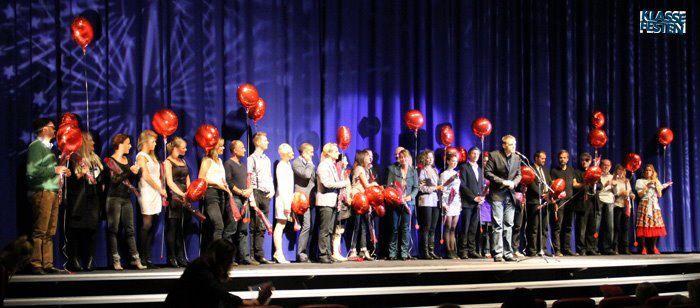 Ballonger från CTI Party