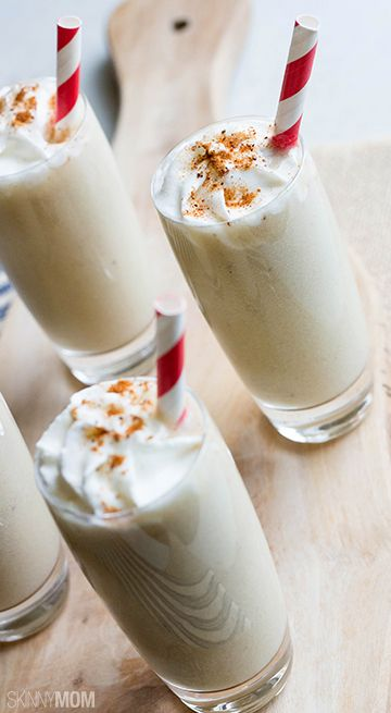 ... Skinny Eggnog, Seasonal Treats, Delicious Eggnog, Eggnog Recipe