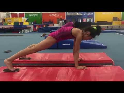 drill for press and core strength - YouTube