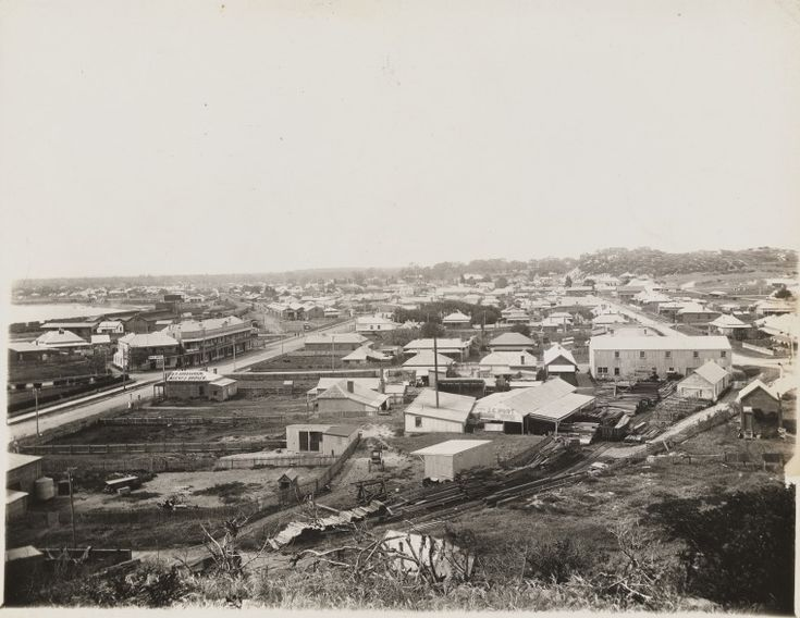 BA533/255: View of Bunbury from Lighthouse Hill, ca 1910 http://encore.slwa.wa.gov.au/iii/encore/record/C__Rb1923362?lang=eng