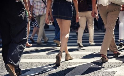 Reaping the benefits of Walk to Work Day | Robert Half Work Life