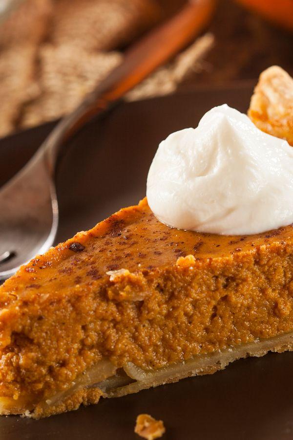 Kuchen und Diät? Dieser Low Carb Kürbiskuchen hilft dir beim Abnehmen