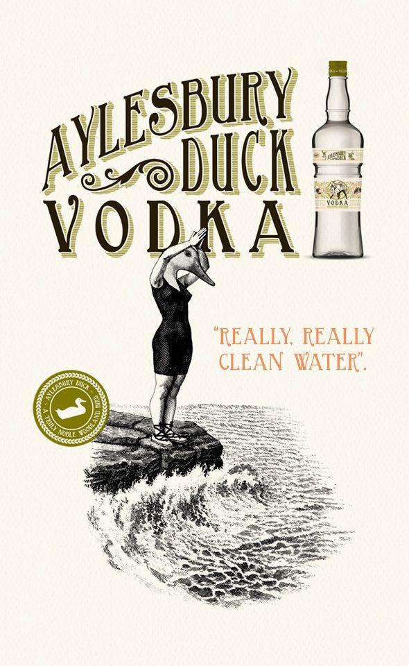 United Creatives :: Aylesbury Duck Vodka