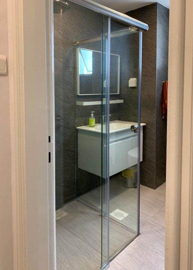 Frameless Shower Screen Shower Screen Frameless Shower Sliding Shower Door