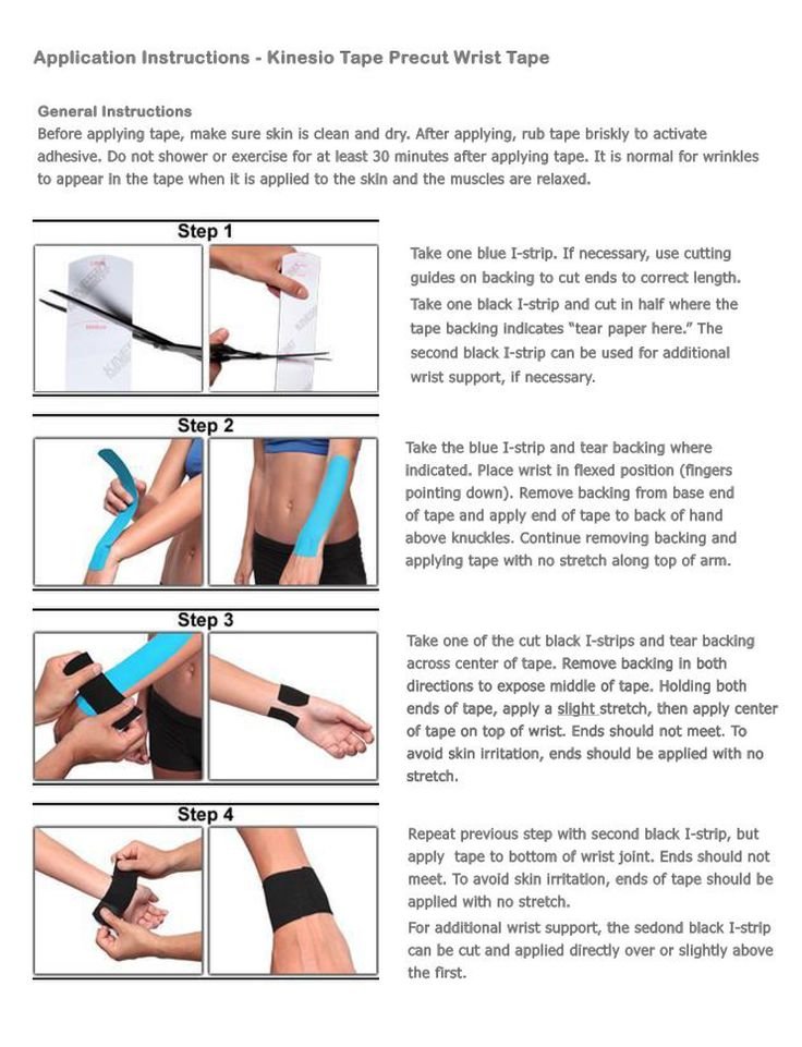 95d5ca0b9c Star-Pattern Kinesiology Taping Technique for Lumbar Pain