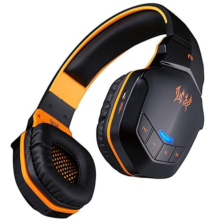 Lepfun B3505 Wireless Bluetooth 4.1 Stereo Gaming Headset