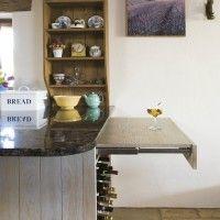 Farmhouse kitchen storage