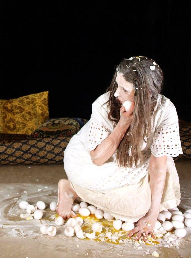 No more walking on the eggshells by Hanna Lindberg and Petriina Karvonen