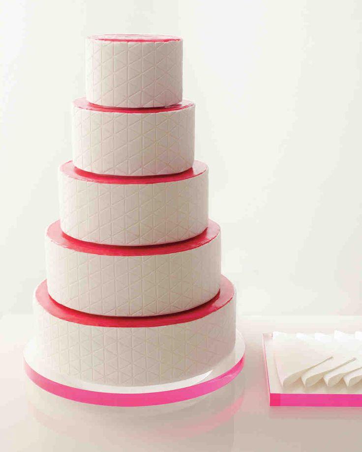 Wedding Cakes by Theme | Martha Stewart Weddings