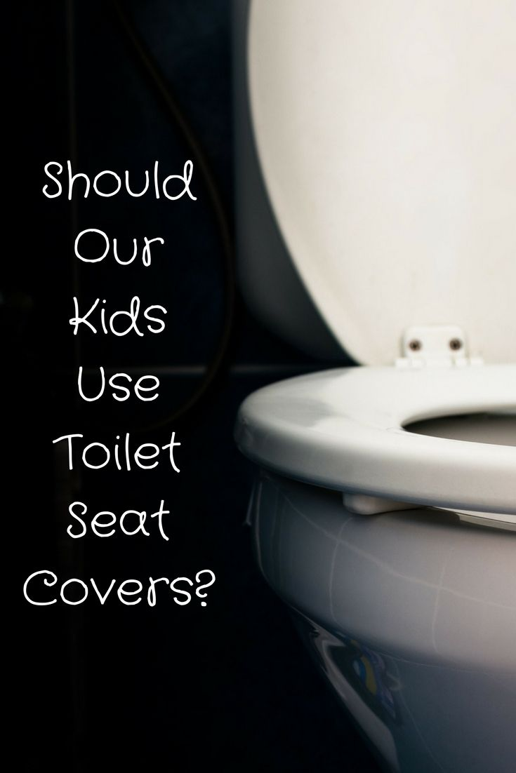 Do toilet seat covers really prevent germs? Are they necessary? Should our kids be using them?