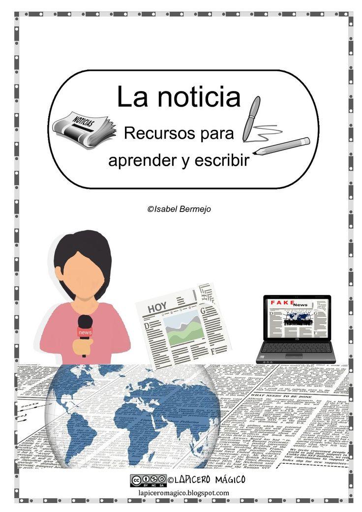 La noticia Recursos para aprender y escribir Isabel Bermejo http://lapiceromagico.blogspot.com