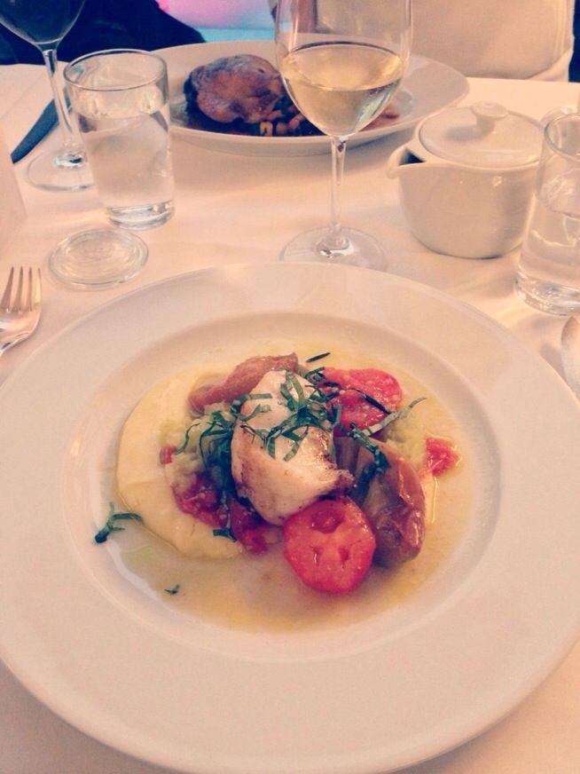 Sehr leckeres Essen im nil Hamburg. #nil #hamburg #restaurant #dinner
