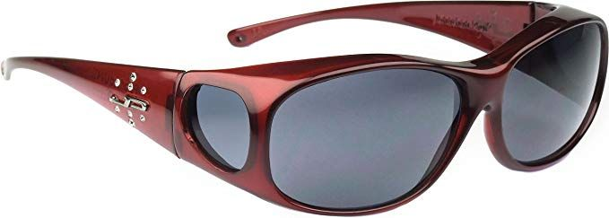 e42b25a81d1e Fit Overs Sunglasses - The Element Collection Sunglasses Designed to Be Worn  Over Medium, Oval or Rectangle Prescription Eyewear Not Exceeding 137mm X  43mm ...