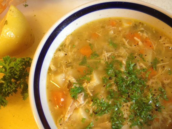 Heal-All Chicken Soup Recipe