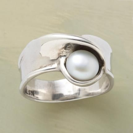 This is a unique ring.