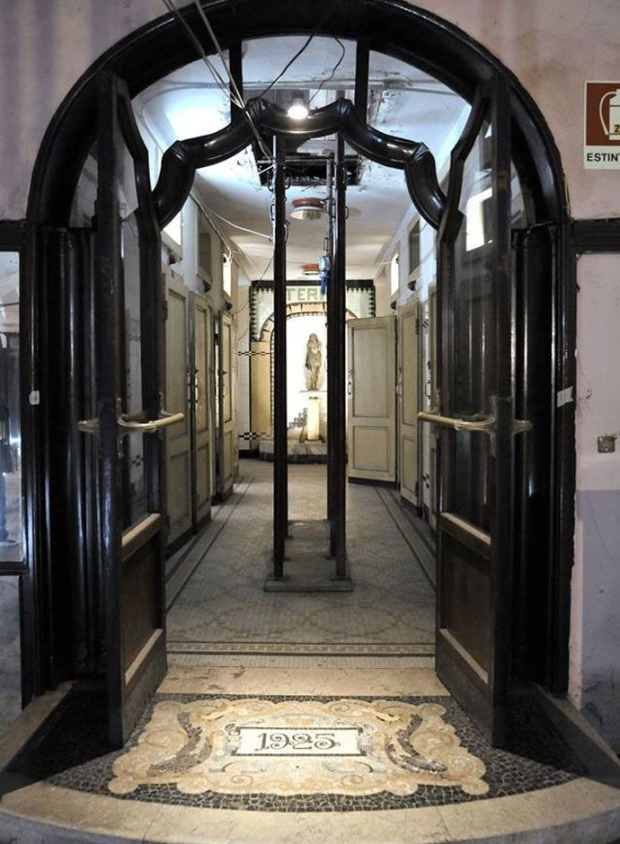 Undiscovered places to see in Milan Italy Hotel Diurno in Milan
