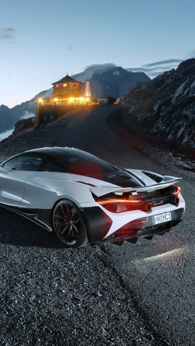 Mclaren 720s Supercar 2019 Cars 4k Vertical Super Cars