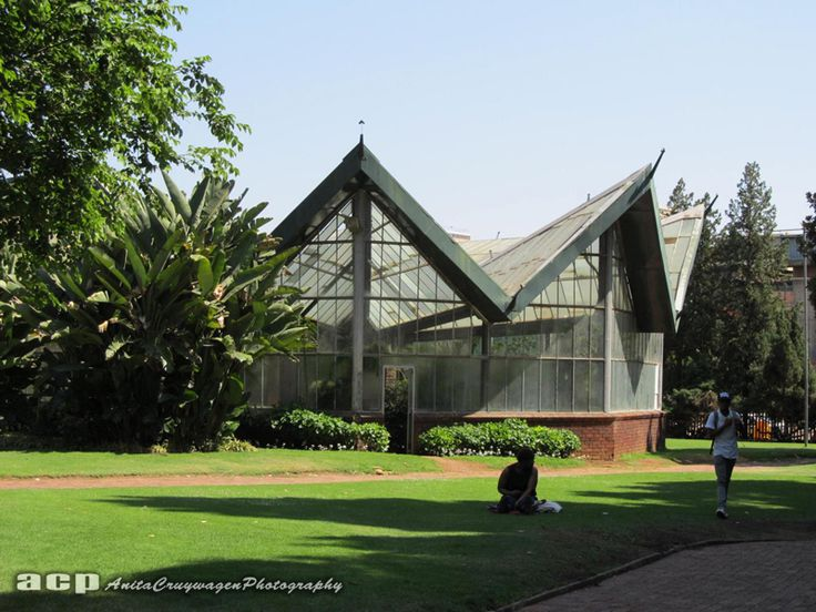 Do take the kids to see Burgers Park and don't forget this herbarium, where the climate zones in South Africa are all presented in different spaces.