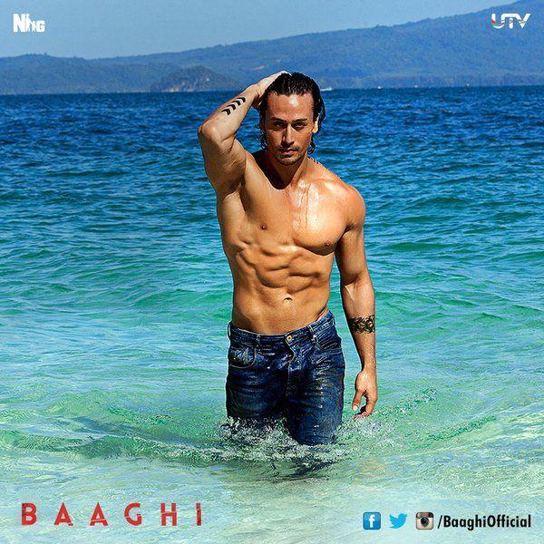 #TigerShroff #Baaghi