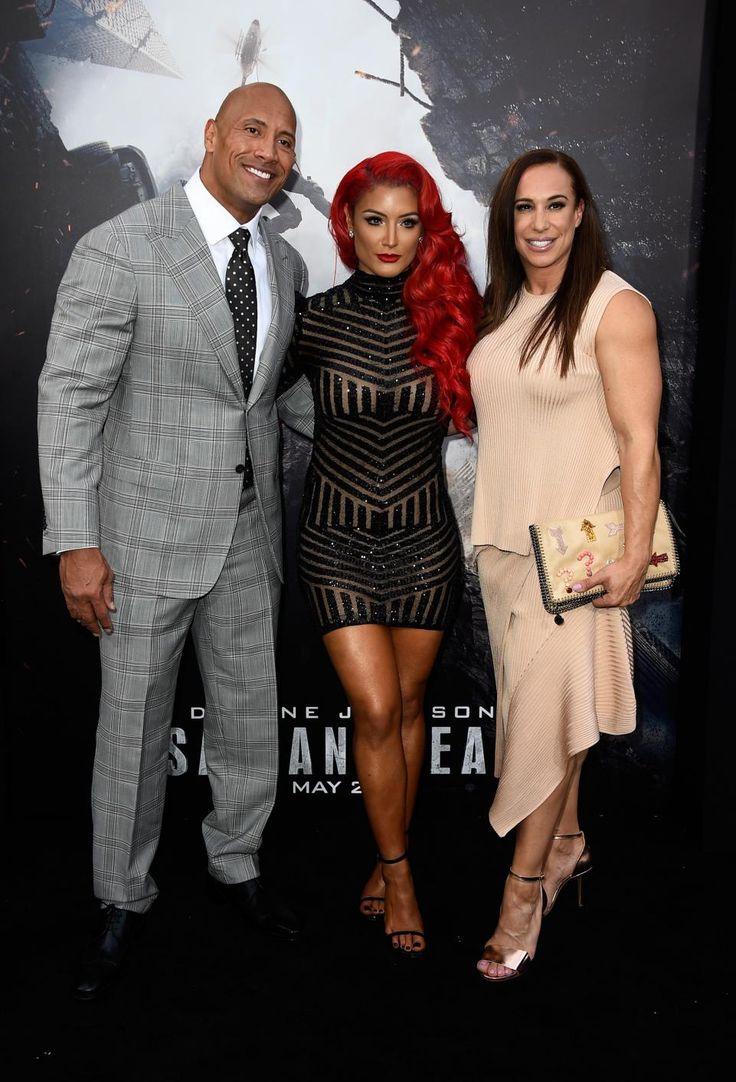 Dwayne johnson s rock meet dany garcia the woman behind hollywood s highest earner who