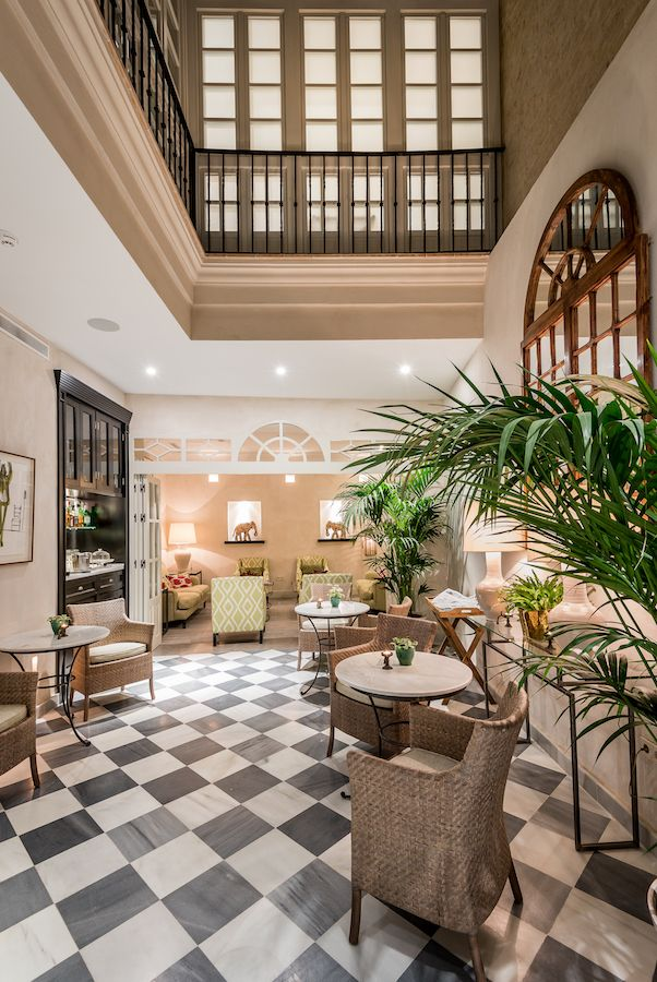 Boutique Hotel: 59 Best Corral Del Rey Boutique Hotel In Seville Images On