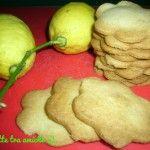 Frollini al limone