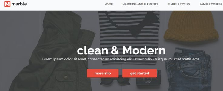 12 Responsive Moodle Themes