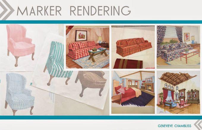 Putting Together an Interior Design Portfolio