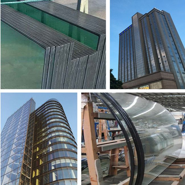 Producing Different Types Of Flat And Curved Igu Insulating Glass