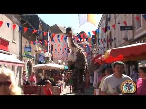 Saint-Yrieix, une ville de culture  #Limousin #video #Saint-Yrieix #culture
